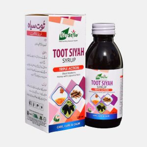Toot Siyah Syrup Triple Action